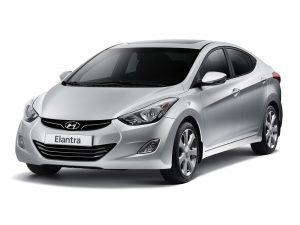 Hyundai Elantra V 2011