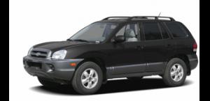 Hyundai Santa Fe I