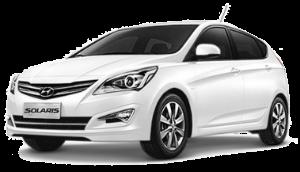 Hyundai Solaris I 2011 — 2017