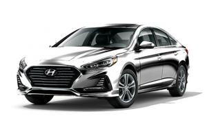 Hyundai Sonata (LF) VII рестайл 2017