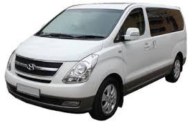 Hyundai Starex (H-1) II 2007 — 2015