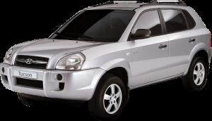 Hyundai Tucson 2004 — 2010