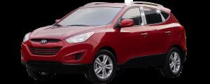 Hyundai Tucson 2010 — 2015