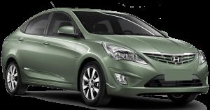 Hyundai Verna II 2005 — 2010