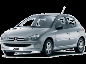 Peugeot 206 купе 1998 — 2012