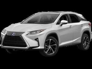 Lexus RX IV 2015 — н.в.