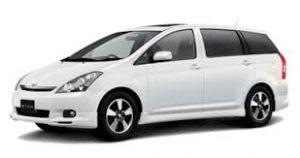 Toyota Wish I компактвэн рестайлинг правый руль 2005 — 2009