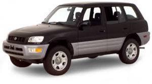 Toyota RAV4 I (XA10) 1994 — 2000