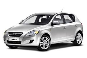 Kia Ceed I 2006 — 2012