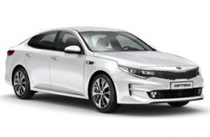 Kia Optima III 2010 — 2016