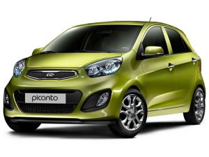 Kia Picanto II 2011 — 2017