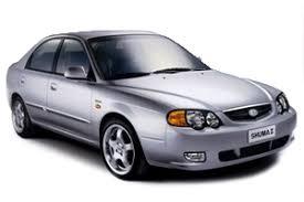 Kia Shuma II 2001 — 2004