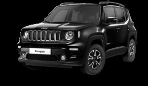 Jeep Renegade Limited 4WD 2014 — н.в.