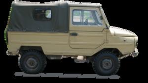 ЛуАЗ 969 1966 — 2001