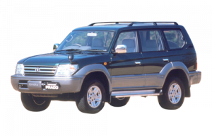 Toyota Land Cruiser Prado 95 левый руль 1996 — 2002