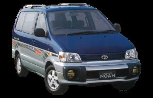 Toyota Lite Ace Noah SR50 правый руль 5 мест 1996 — 2007