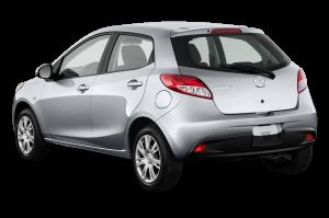Mazda Demio III (DE) правый руль 2007 — 2014