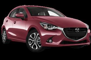 Mazda Demio II (DY) правый руль 2002 — 2007
