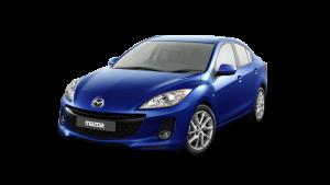 Mazda 3 (BL) правый руль 2009 — 2013
