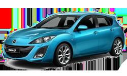 Mazda 3 (BL) 2009 — 2013