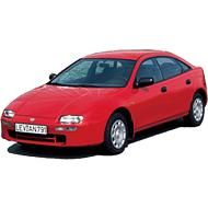 Mazda 323 V (BA) седан 1994 — 2000