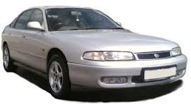Mazda 626 (GE) 1991 — 1997