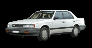 Mazda 929 III (HC) седан 1987 — 1992
