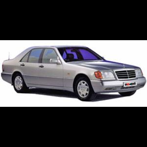 Mercedes-Benz S-класс III (W140) 1991 — 1998