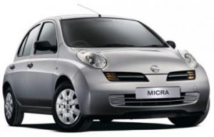 Nissan Micra III (K12) 2003 — 2010