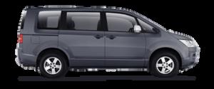 Mitsubishi Delica правый руль 1993 — 2006