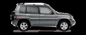 Mitsubishi Pajero Pinin 1998 — 2006