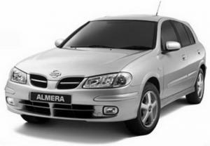 Nissan Almera I (N15) 1995 — 2000