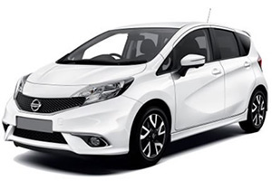 Nissan Note II правый руль 2012 — н.в.