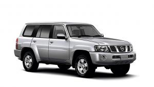 Nissan Patrol (Y61) 1997 — 2004