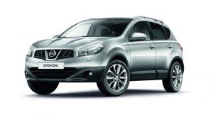 Nissan Qashqai J10 2007 — 2014