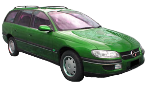 Opel Omega B 1994 — 1999