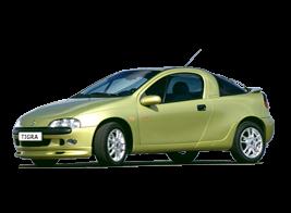 Opel Tigra купе 1994 — 2001
