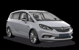 Opel Zafira В 5 мест 2005 — 2014