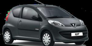 Peugeot 107 2005 — 2014