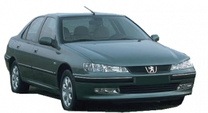 Peugeot 406 1996 — 2004