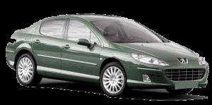 Peugeot 407 2004 — 2010