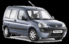 Peugeot Partner I 2002 — 2012