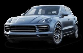 Porsche Cayenne III 2017 — н.в.