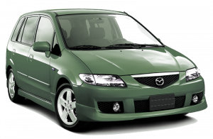 Mazda Premacy II правый руль 2005 — 2010