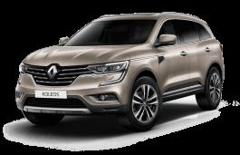 Renault Koleos II 2016 — н.в.