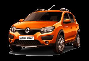 Renault Sandero II 2014 — н.в.