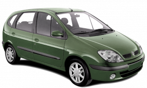 Renault Scenic II 2003 — 2010