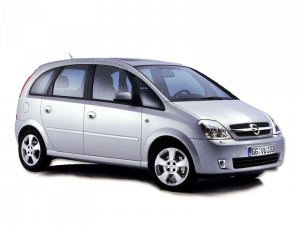 Opel Meriva A 2002 — 2010