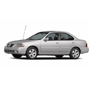 Nissan Sunny B15 Седан правый руль 1998 — 2004