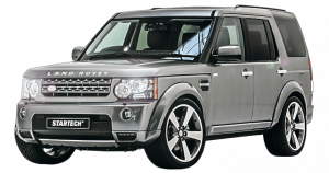 Land Rover Discovery IV 2009 — 2016